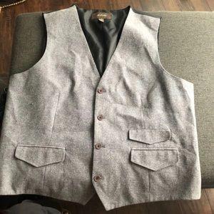 Other - Men's gray formal vest
